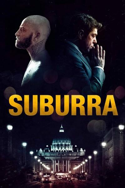Caratula, cartel, poster o portada de Suburra