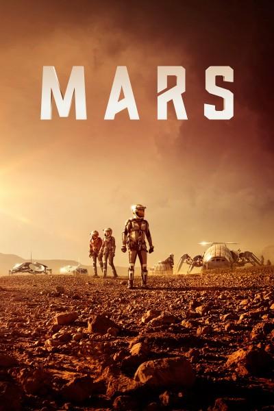 Caratula, cartel, poster o portada de Marte