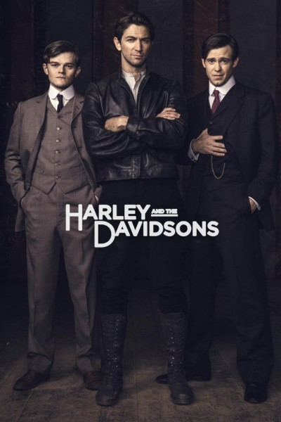 Caratula, cartel, poster o portada de Harley and the Davidsons