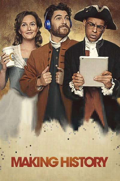 Caratula, cartel, poster o portada de Making History