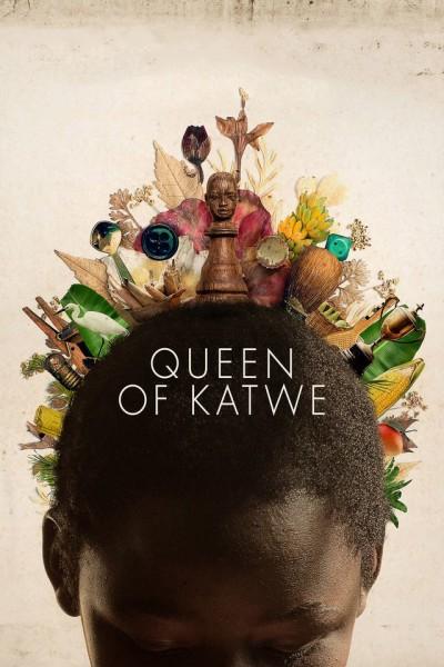 Caratula, cartel, poster o portada de La reina de Katwe