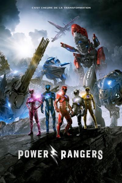 Caratula, cartel, poster o portada de Power Rangers
