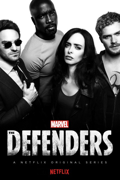 Caratula, cartel, poster o portada de The Defenders