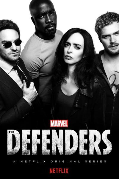 Caratula, cartel, poster o portada de The Defenders