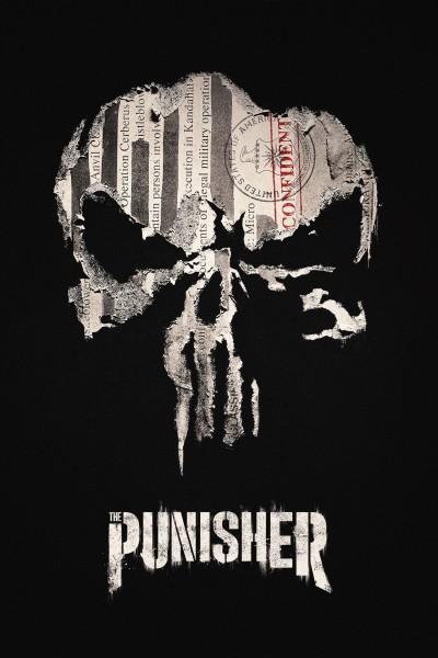 Caratula, cartel, poster o portada de The Punisher