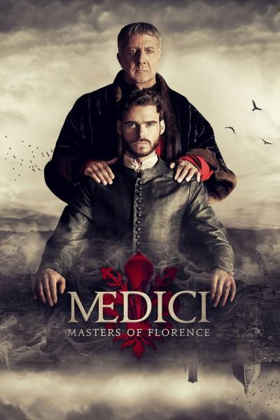 Caratula, cartel, poster o portada de Los Medici, señores de Florencia