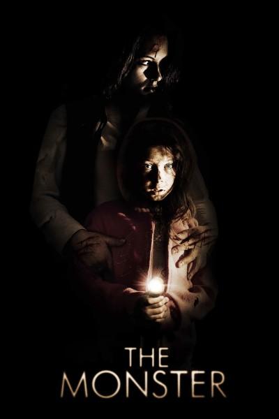 Caratula, cartel, poster o portada de El monstruo (The Monster)