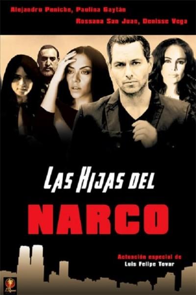 Caratula, cartel, poster o portada de Las hijas del narco