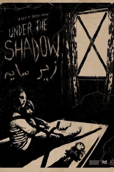 Caratula, cartel, poster o portada de Under the Shadow (Bajo la sombra)
