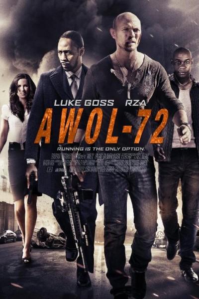Caratula, cartel, poster o portada de Operación Awol-72
