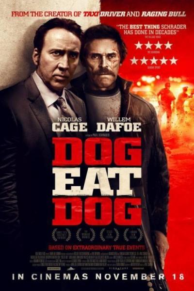 Caratula, cartel, poster o portada de Como perros salvajes
