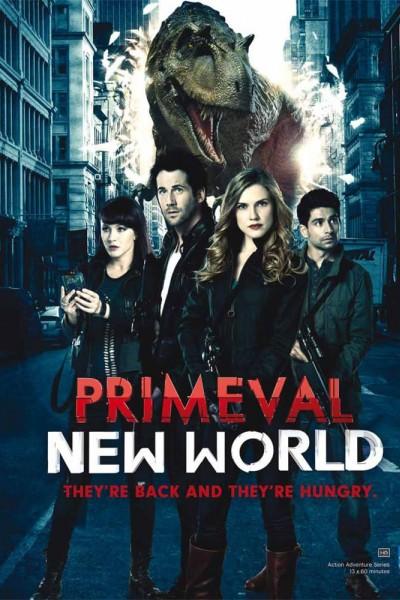 Caratula, cartel, poster o portada de Primeval: El Nuevo Mundo