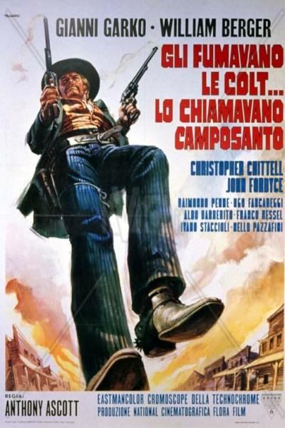 Caratula, cartel, poster o portada de Y dejaron de llamarle Camposanto