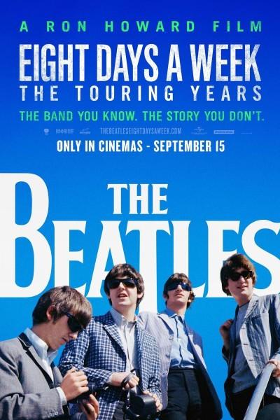 Caratula, cartel, poster o portada de The Beatles: Eight Days a Week - The Touring Years