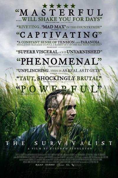 Caratula, cartel, poster o portada de The Survivalist