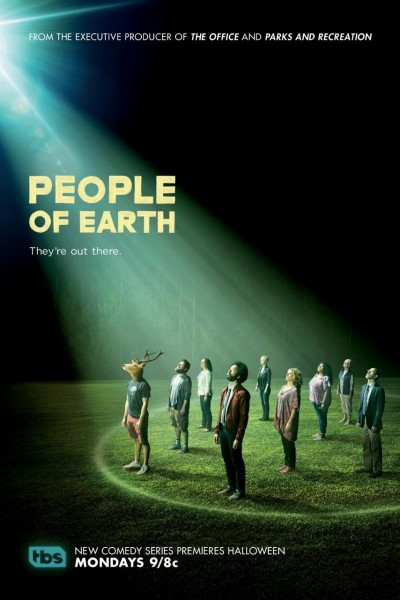 Caratula, cartel, poster o portada de People of Earth