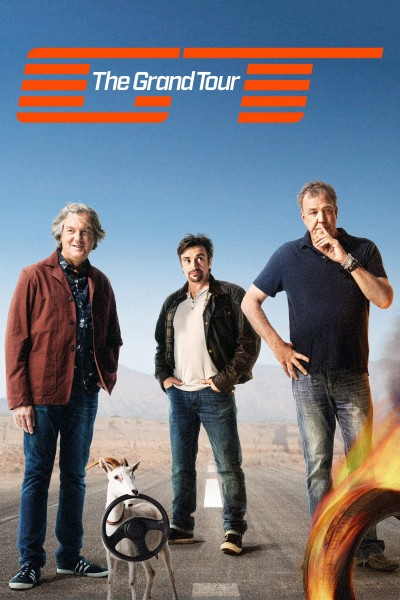 Caratula, cartel, poster o portada de The Grand Tour