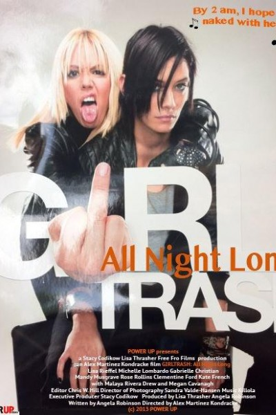 Caratula, cartel, poster o portada de Girltrash: All Night Long