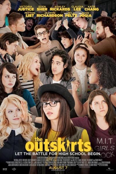 Caratula, cartel, poster o portada de The Outskirts