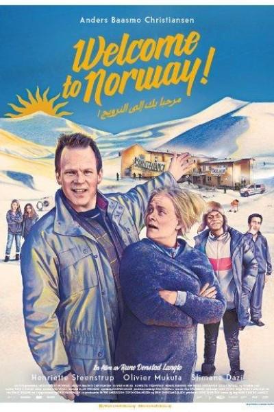 Caratula, cartel, poster o portada de Welcome to Norway