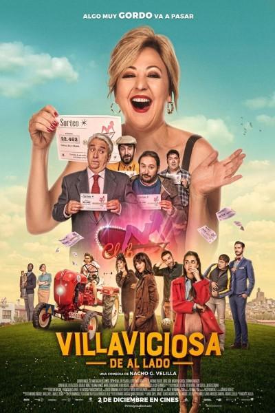 Caratula, cartel, poster o portada de Villaviciosa de al lado