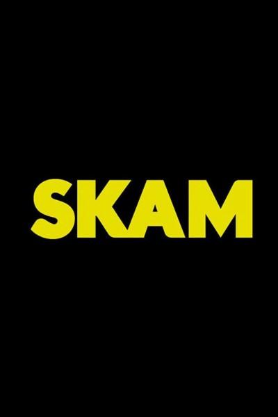Caratula, cartel, poster o portada de Skam