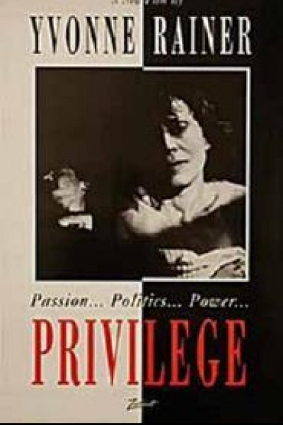 Caratula, cartel, poster o portada de Privilege