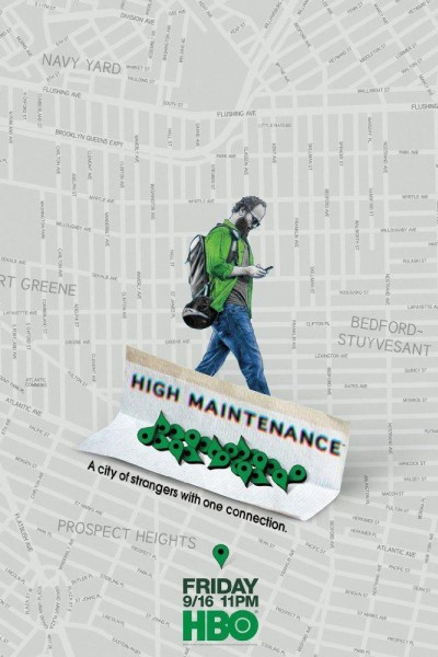 Caratula, cartel, poster o portada de High Maintenance