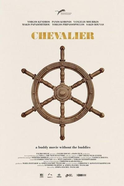 Caratula, cartel, poster o portada de Chevalier