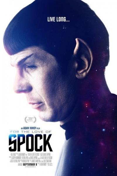 Caratula, cartel, poster o portada de Por el amor de Spock