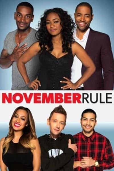 Caratula, cartel, poster o portada de November Rule