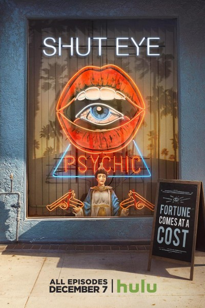 Caratula, cartel, poster o portada de Shut Eye