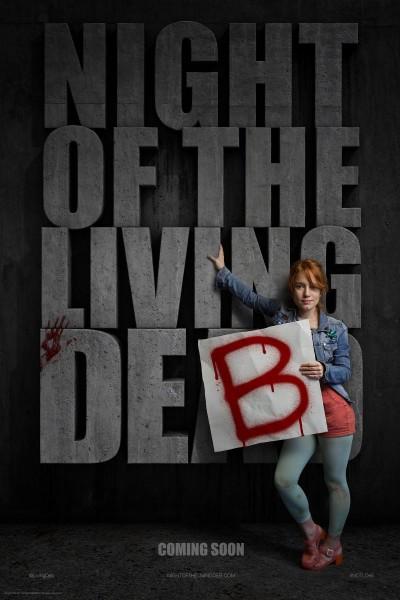 Caratula, cartel, poster o portada de Deb contra los zombies