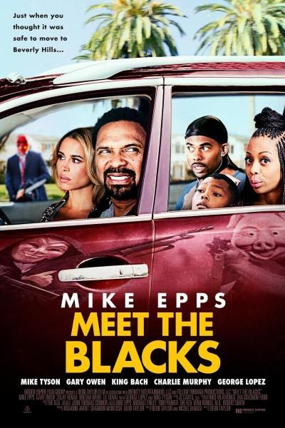 Caratula, cartel, poster o portada de Meet the Blacks