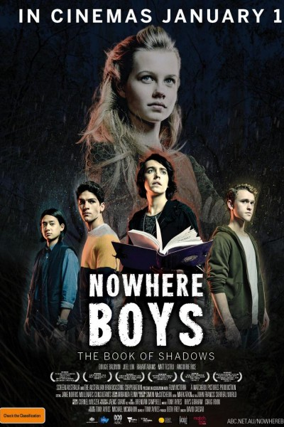 Caratula, cartel, poster o portada de Nowhere Boys: The Book of Shadows