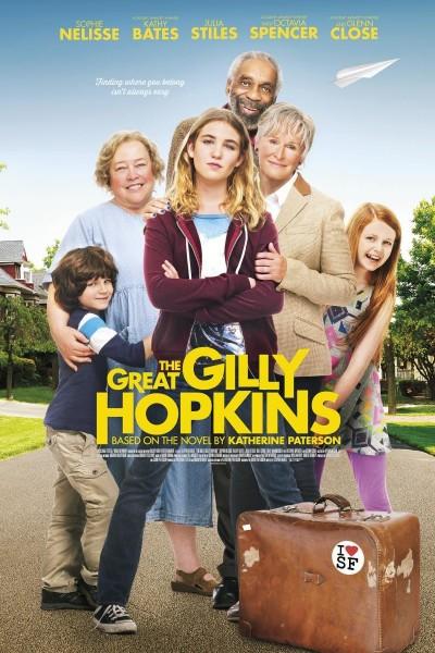 Caratula, cartel, poster o portada de La gran Gilly Hopkins