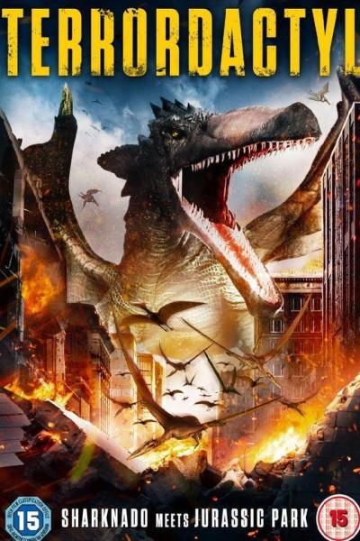 Caratula, cartel, poster o portada de Terrordactyl