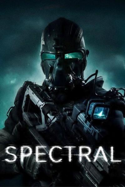 Caratula, cartel, poster o portada de Spectral
