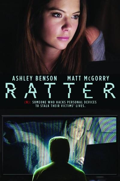 Caratula, cartel, poster o portada de Ratter