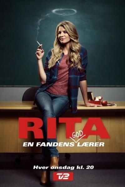 Caratula, cartel, poster o portada de Rita