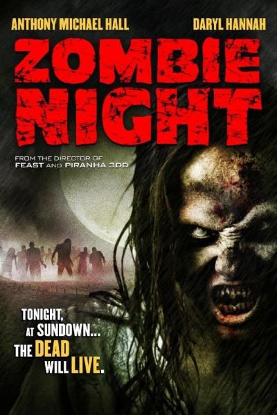 Caratula, cartel, poster o portada de Zombie Night