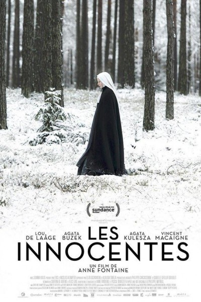 Caratula, cartel, poster o portada de Las inocentes