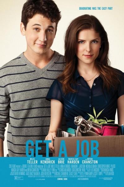 Caratula, cartel, poster o portada de Get a Job