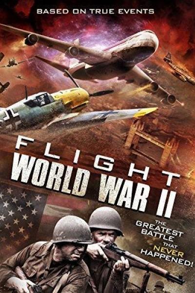 Caratula, cartel, poster o portada de Flight World War II