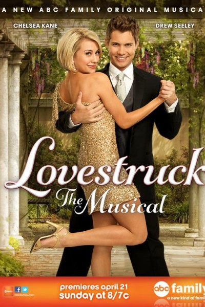 Caratula, cartel, poster o portada de Lovestruck: The Musical