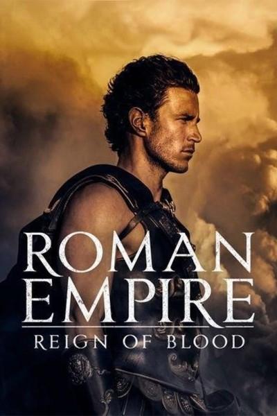 Caratula, cartel, poster o portada de El sangriento Imperio Romano