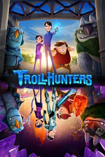 Caratula, cartel, poster o portada de Trollhunters: Cuentos de Arcadia