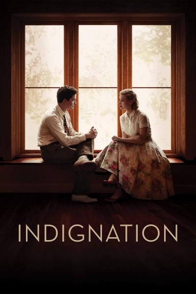 Caratula, cartel, poster o portada de Indignation (Indignación)