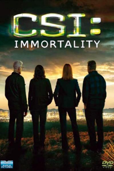 Caratula, cartel, poster o portada de CSI: Caso cerrado