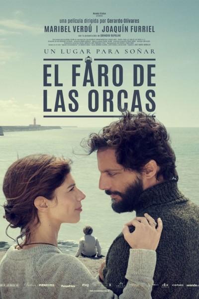 Caratula, cartel, poster o portada de El faro de las orcas